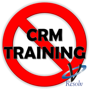 No CRM Training