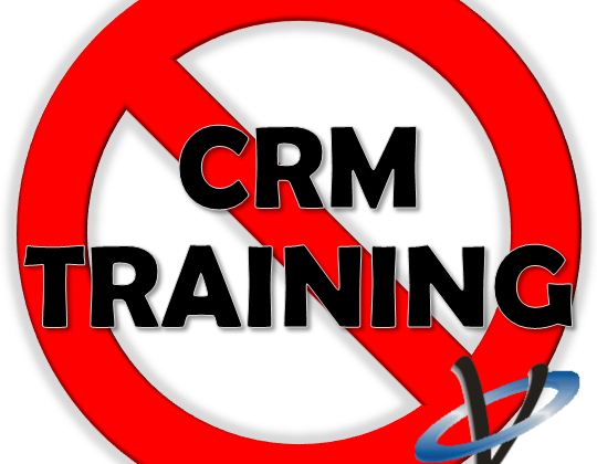 CRM Training, You're Doing it Wrong! | CRM Training